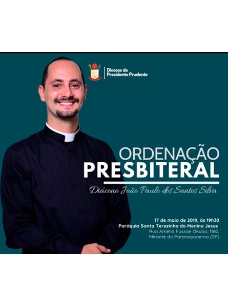 Ordenação Presbiteral João Paulo dos Santos