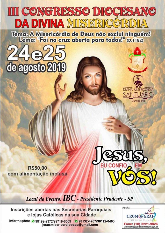 III Congresso da Divina Misericórdia
