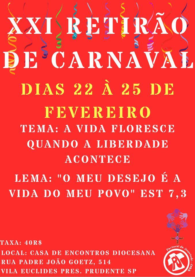 XXI Retirão de Carnaval