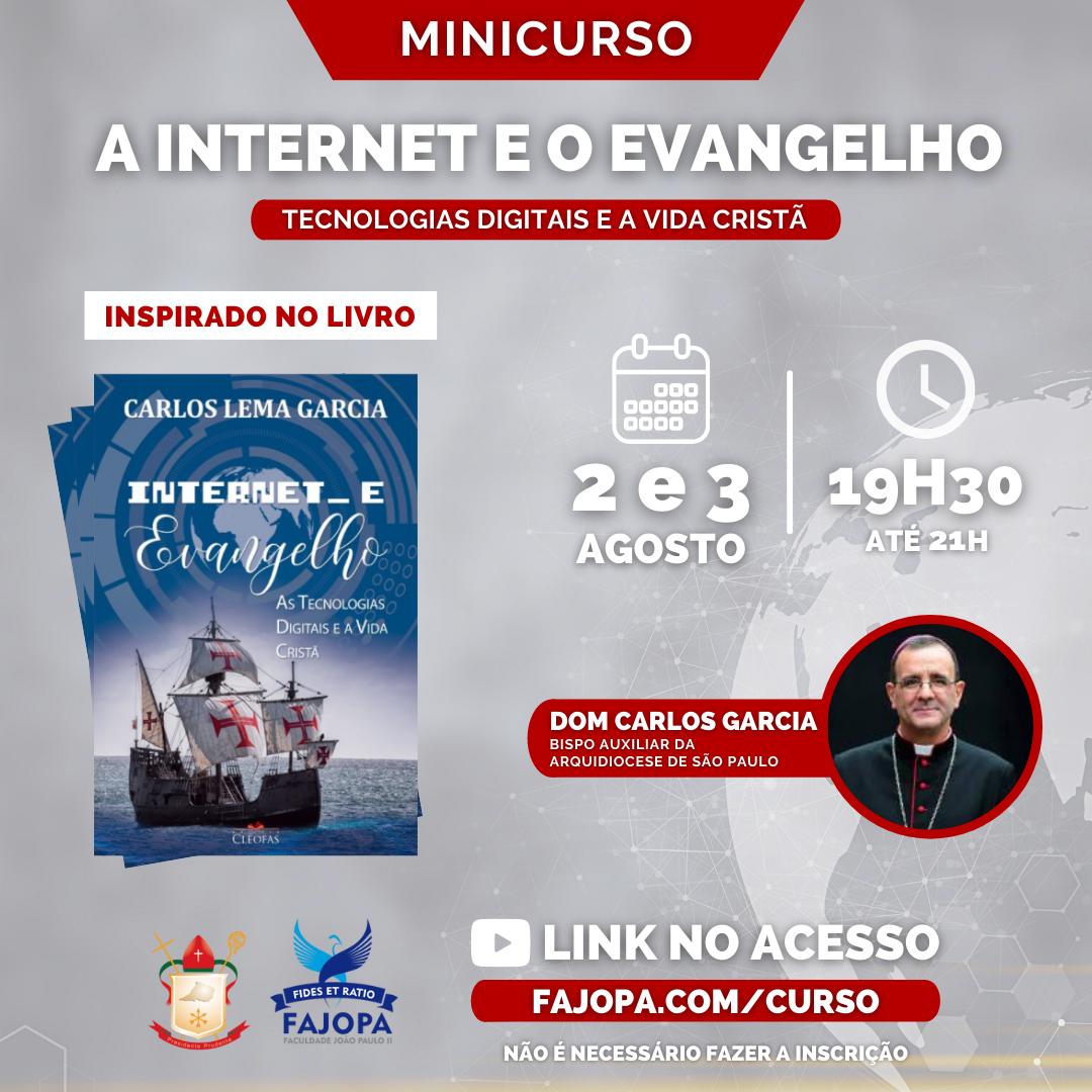 Minicurso: A Internet e o Evangelho